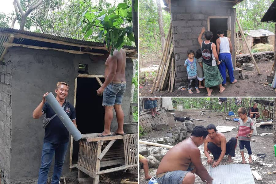 Apar contributes to East Bali Poverty Project